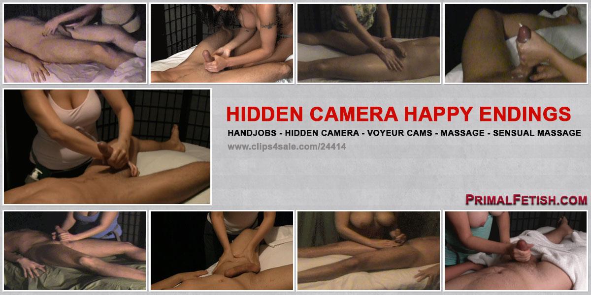 Hidden Cam Happy Ending